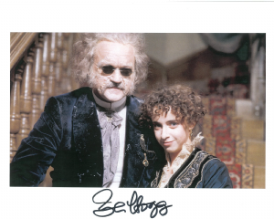 Ian Hogg, Josiah , Doctor Who, Genuine Signed Autograph,  10435